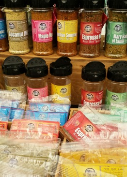 Big Cove Foods is another great choice for those who love cooking and like exciting new flavours. Big cove has tone of spice, syrup and jellies for you to try. Find them every week!